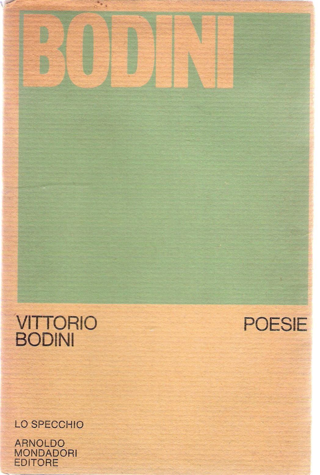 'Bodiniana' anno cento (1914-2014)