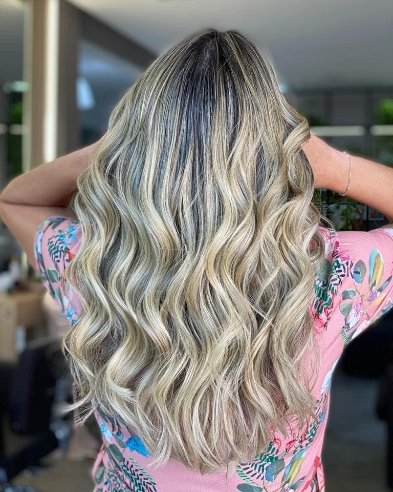 Loiro Perolado Hair Hairart Loiroperolado Loiras Loira Diva Style Wella In 2020 Hair Hair Art Beauty