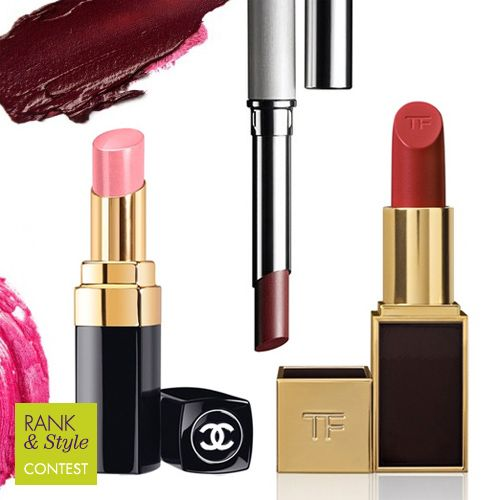 Working my way through all of the lipsticks named to @Rankin Sim & Style's #TopTen list.  #RankAndStyle #giveaway