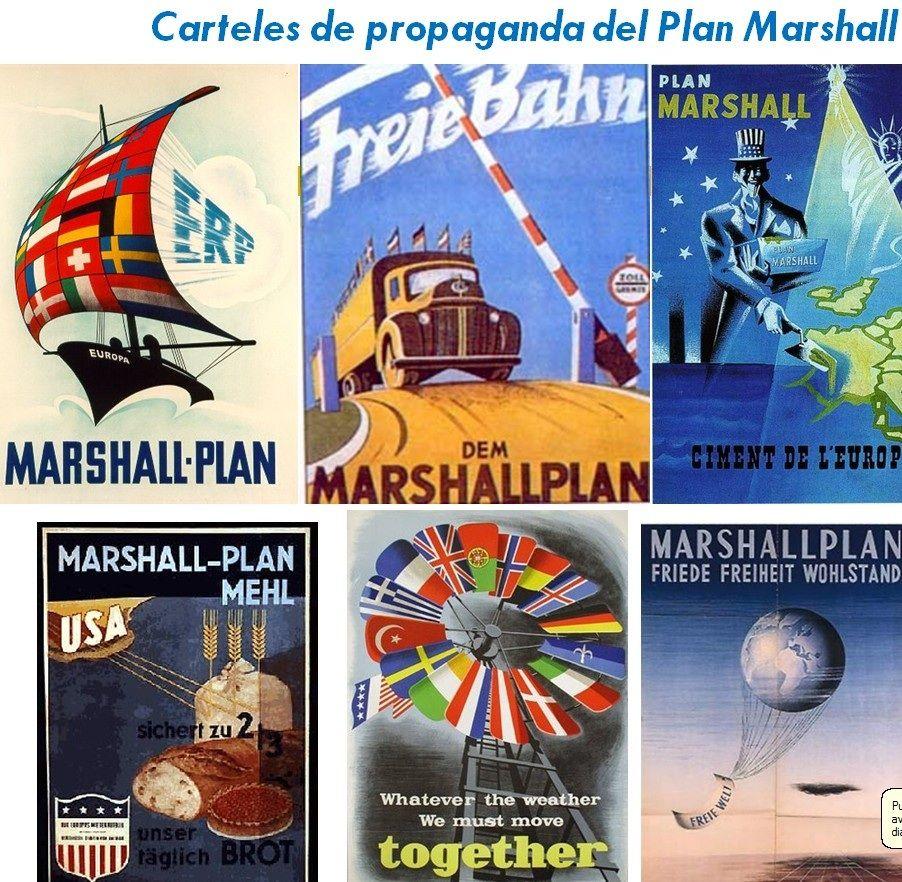 marshall plan usa history pinterest cold war