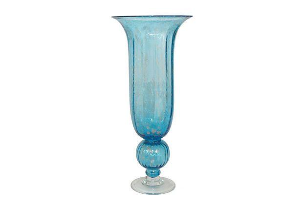 A Deep Sea Treasure 20 Glass Vase On Onekingslane Colors And
