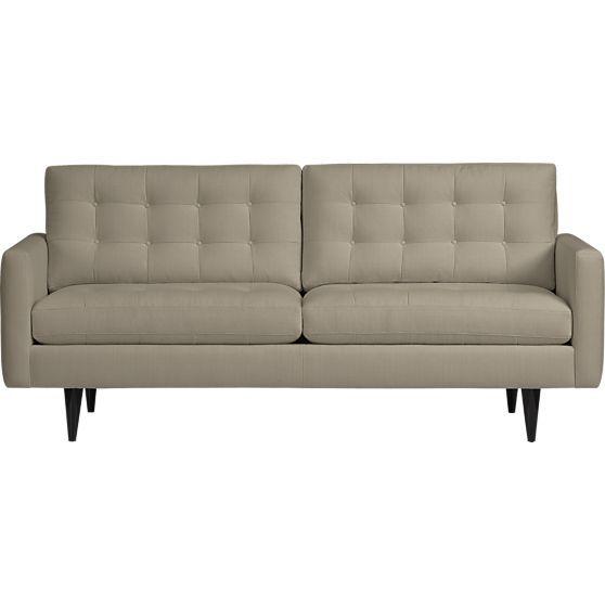 Petrie Midcentury Apartment Sofa Apartment Sofa Sofa Furniture