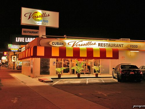 Versailles Cuban Restaurant Los Angeles Recommended Menu Item Ropa Vieja Versailles Restaurant Versailles Best Hotels