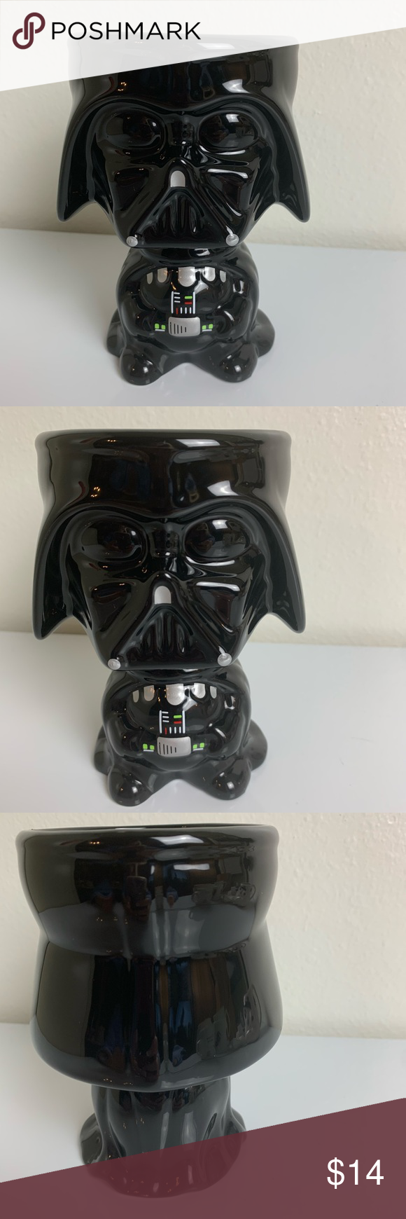 Star Wars Ceramic Galerie Darth Vader Coffee Mug In 2020 Coffee Mugs Ceramics Mugs