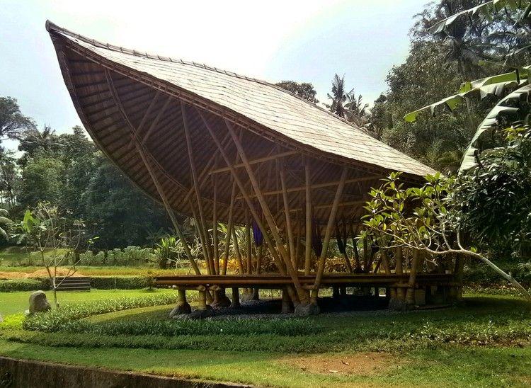 The Yoga Pavilion At Four Seasons Ibuku Arsitektur Bali Dan