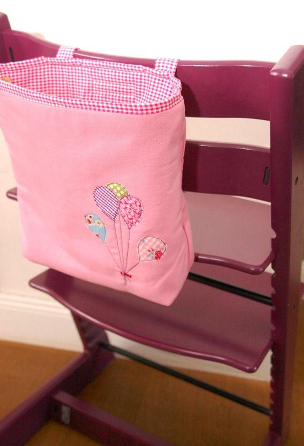 Utensilo Tasche für Lätzchen Hochstuhl o. Bett   Pinterest ...