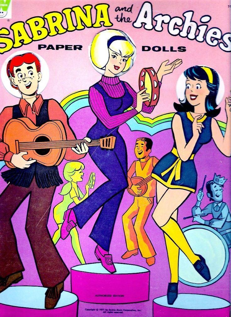 Archie Comics Sabrina Jughead Google Search Archie