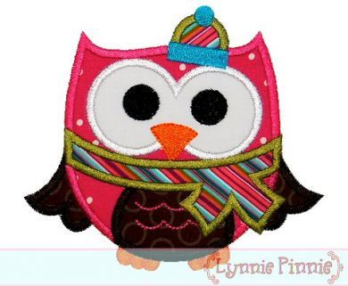 Hey, I found this really awesome Etsy listing at http://www.etsy.com/listing/86444337/winter-owl-2-applique-4x4-5x7-6x10