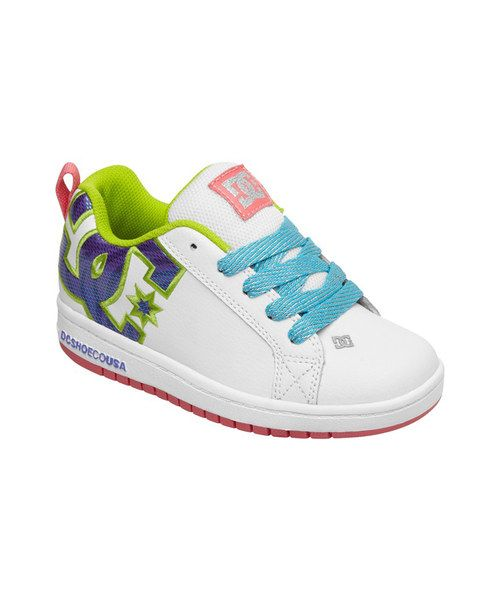 Built for comfort and designed for cool, these kicks are an all-around winner with a leather upper and rubber sole combo that guarantees durability and stable strides.Leather upperRubber soleImported