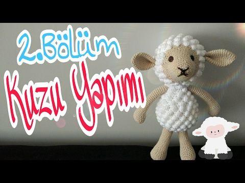 Amigurumi Kuzu Yapımı |Amigurumi Sheep Tutorial | Part 1 | MrsYumak - YouTube #amigurumi