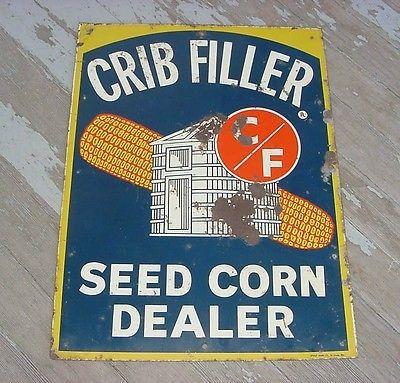 Metal Sign 1964 Mallard Seed Corn Dealer Vintage Look Reproduction