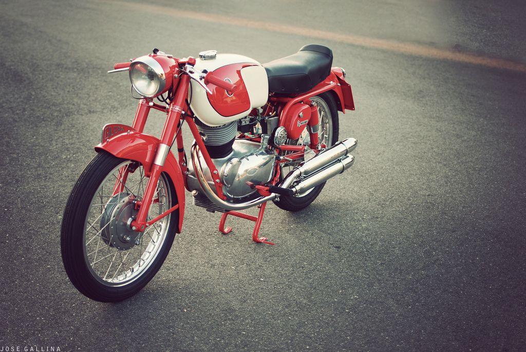 Vi ho mai detto che la mia prima moto fu una Gilera ?