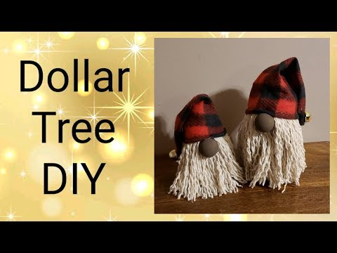 (7) DIY Dollar Tree Gnomes 2019 YouTube (With images