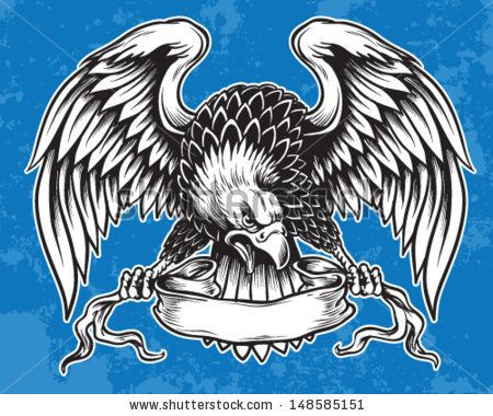 Free Eagle Head Clip Art Images All Free Download Vector Graphic Image From Category Animal Design By Vectorport How To Draw Hands Eagle Images Eagle Vector