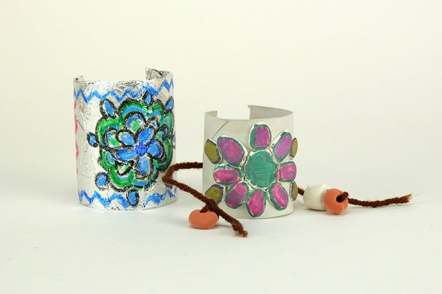 Southwestern Faux Silver & Turquoise Jewelry | crayola.com