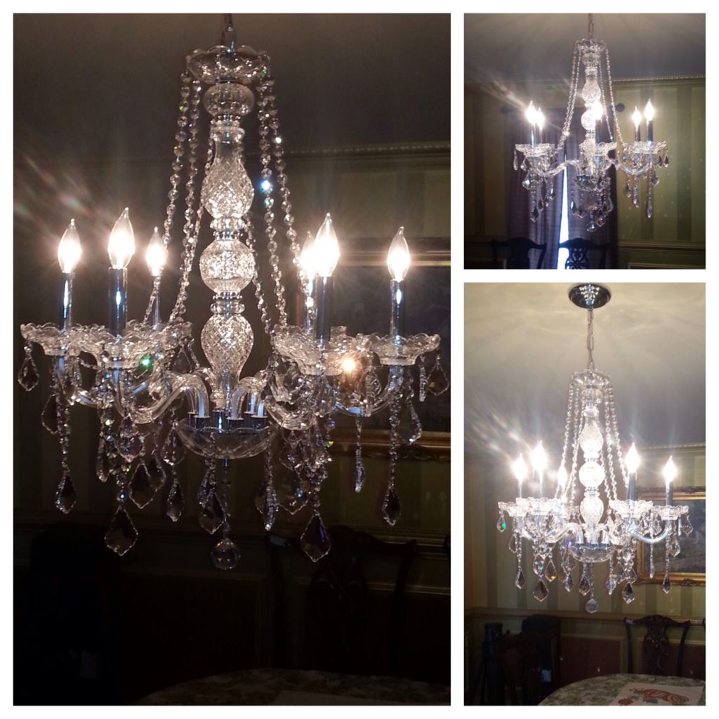 Check Out This Beautiful Chandelier By Elegant Lighting That Keith Used  Above A Dining Room Table! Stop By Our King Of Prussia Showroom And Keith  Would Be ...