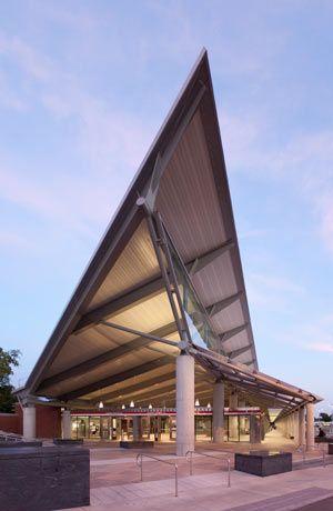 Mbta Ashmont Station Archi Mass Transit Bus Stop