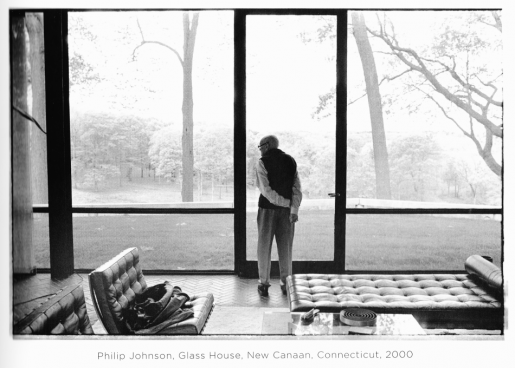 Philip Johnson | glass house 1949 New Canaan, Connecticut