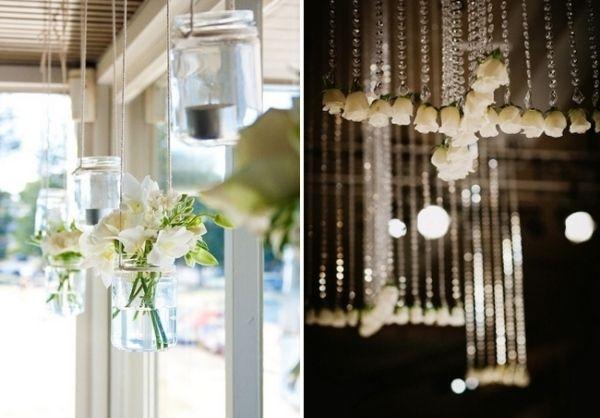 hängende dekoration-beleuchtung garten schmuck-selber machen, Garten Ideen