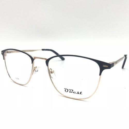 08e51dfdb Oculos Quadrado Grande Retrô Dourado E Verde Beverly30 - R$ 79,00 em Mercado