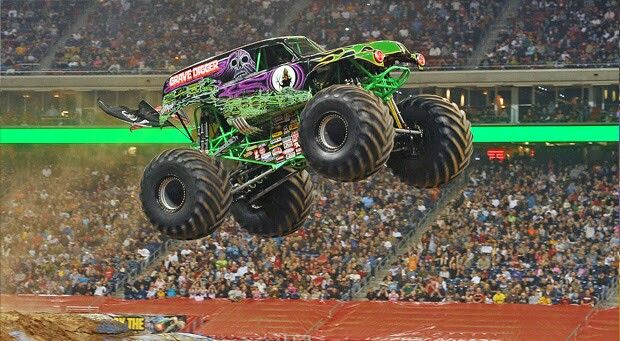 Pin By Crystal Napolitano On Monster Trucks With Images