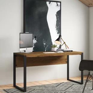 Modern Desks Allmodern In 2020 Office Furniture Modern