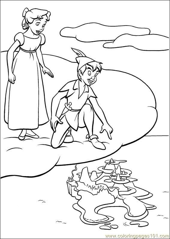 Peter Pan Coloring Pages Google Sogning Mermaid Coloring Pages Peter Pan Coloring Pages Disney Coloring Sheets