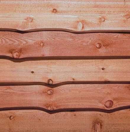 Western Red Cedar Siding Fsc Certified Responsibly
