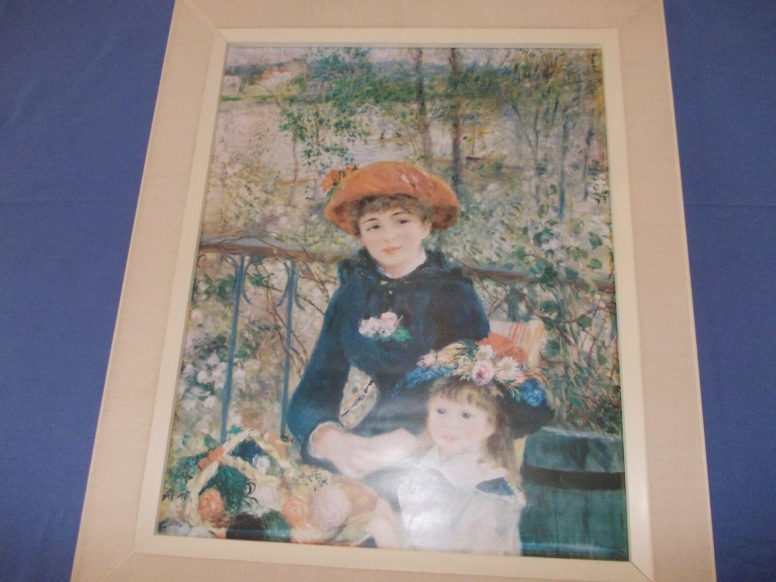 Mein Ebay Aktiv Kunstdruck Malerei Impressionismus