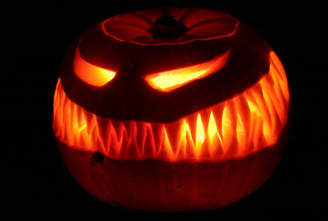 Halloween Pumpkin Jack O Lantern Faces Jack O Lantern Halloween Outside