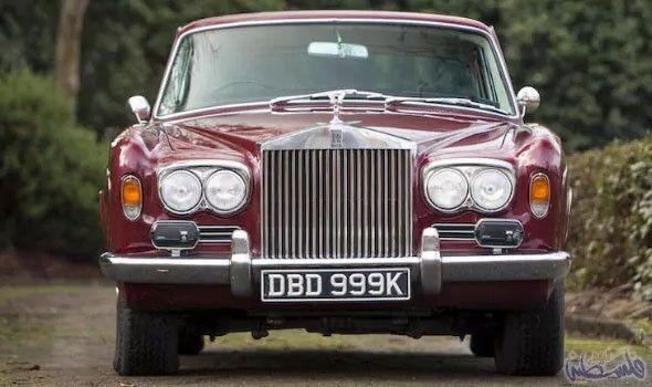 جيمس مايو يبيع سياراته Antique Cars Things To Sell Rolls Royce