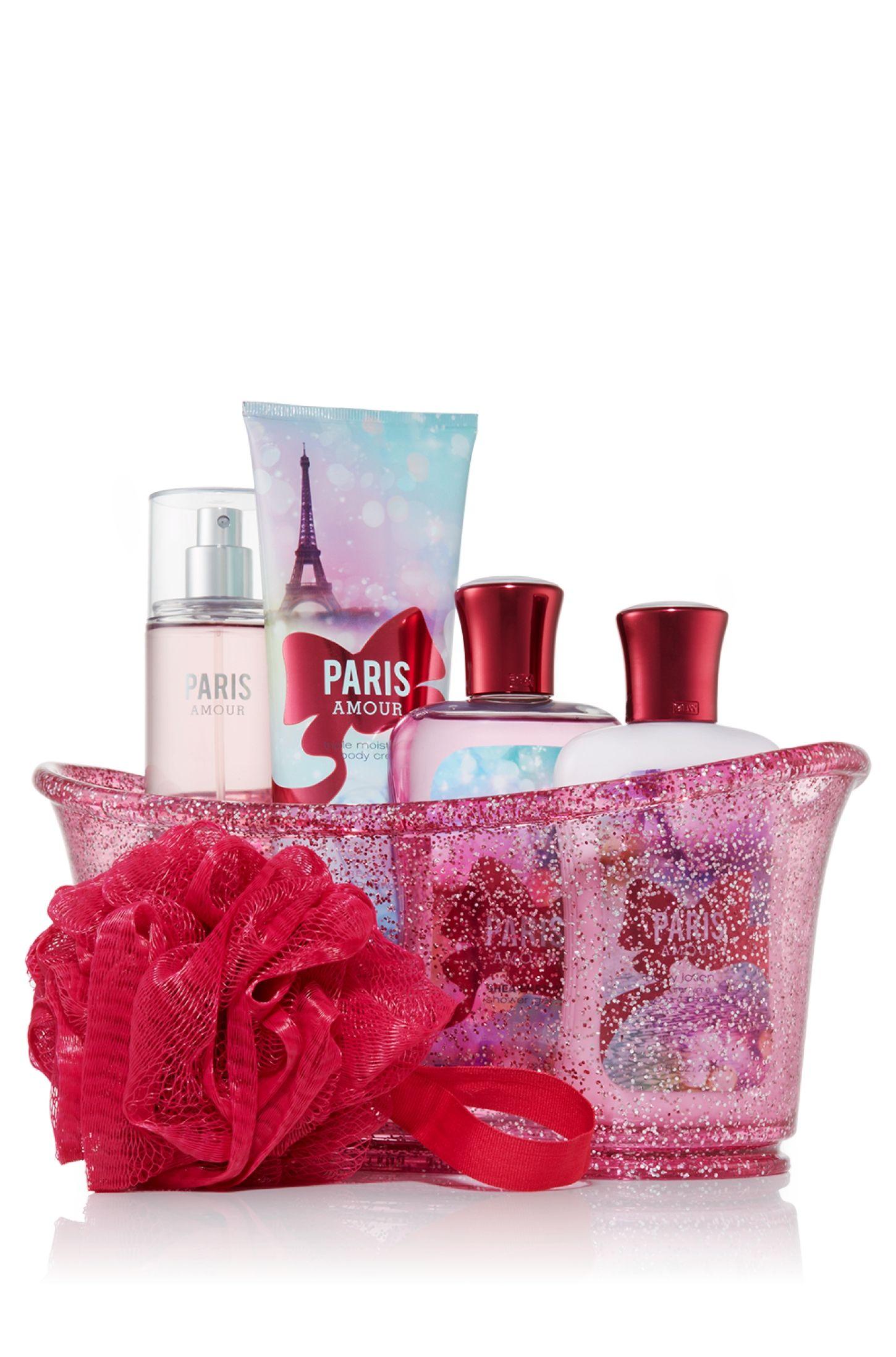 Paris amour splish splash gift set signature collection