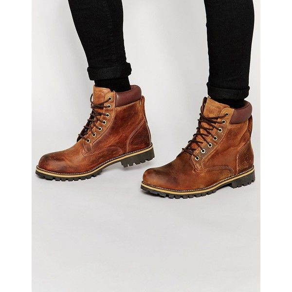 Timberland Rugged 6 Inch Boots 190