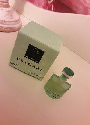 Miniature parfum Bvlgari homme, Extrême   Bvlgari and Miniatures d655de8e79a