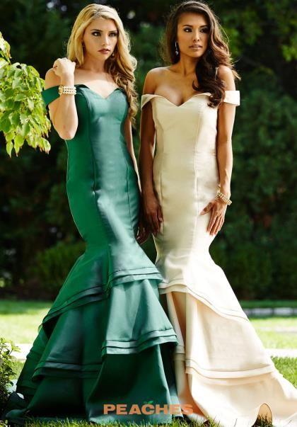afbdf009bd8 Jovani Layered Skirt Mermaid Dress 31100