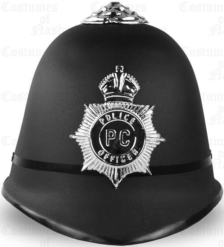 British Bobby Hat Keystone Cop British Police Hat English Bobby Police Hat Police Hats