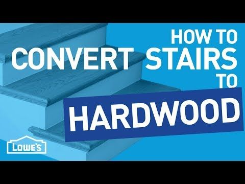 Best How To Convert Carpeted Stairs To Hardwood Beyond The 400 x 300