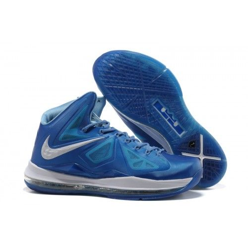 542244 400 Nike Lebron 10 Photo Blue Wind Chill Blue Diamond