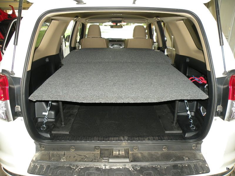 4Runner 5th gen sleep platform - Toyota 4Runner Forum ...