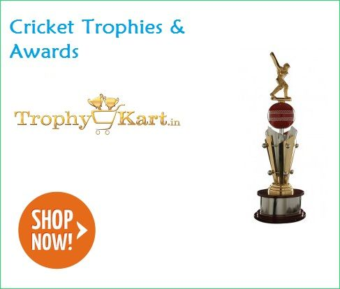 Cricket # Crickettrophies # Cricketawards Trophykart