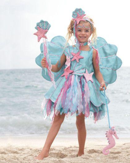 Under-the-Sea Fairy Costume for Girls  sc 1 st  Pinterest & Under-the-Sea Fairy Costume for Girls   c o u s t u m e s   Pinterest