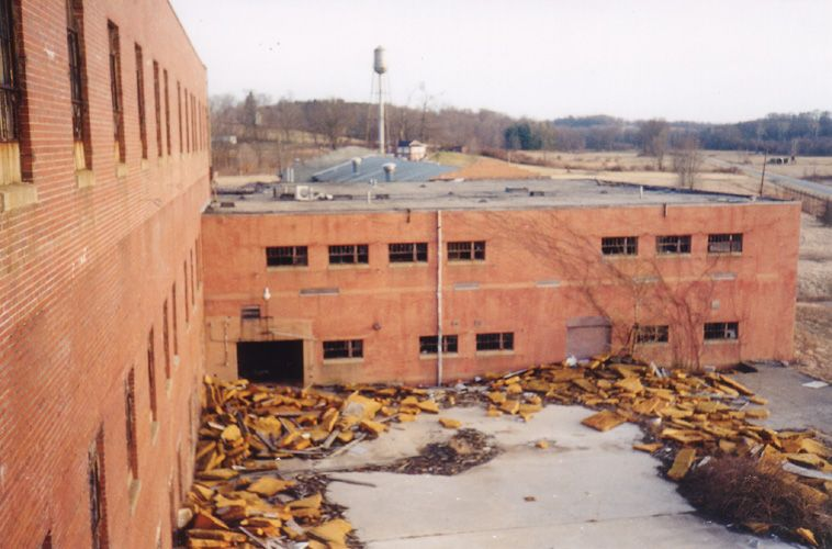 Abandoned Junction Prison City Ohio Since Then The