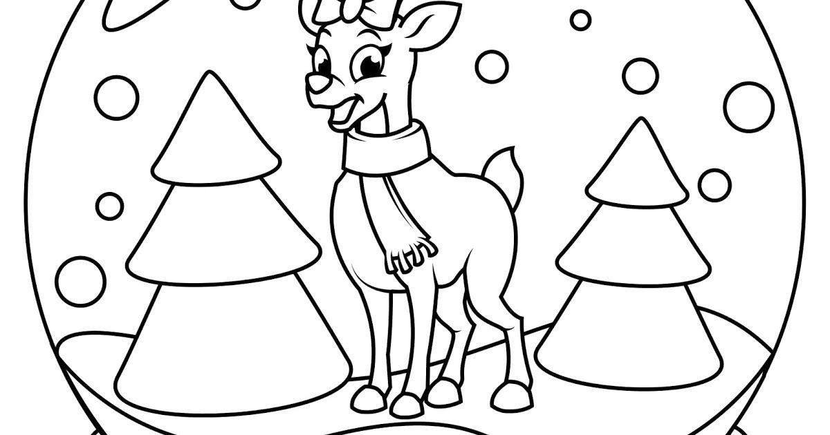Disegni Da Colorare Di Natale Da Stampare.Pin On Disegni Hd