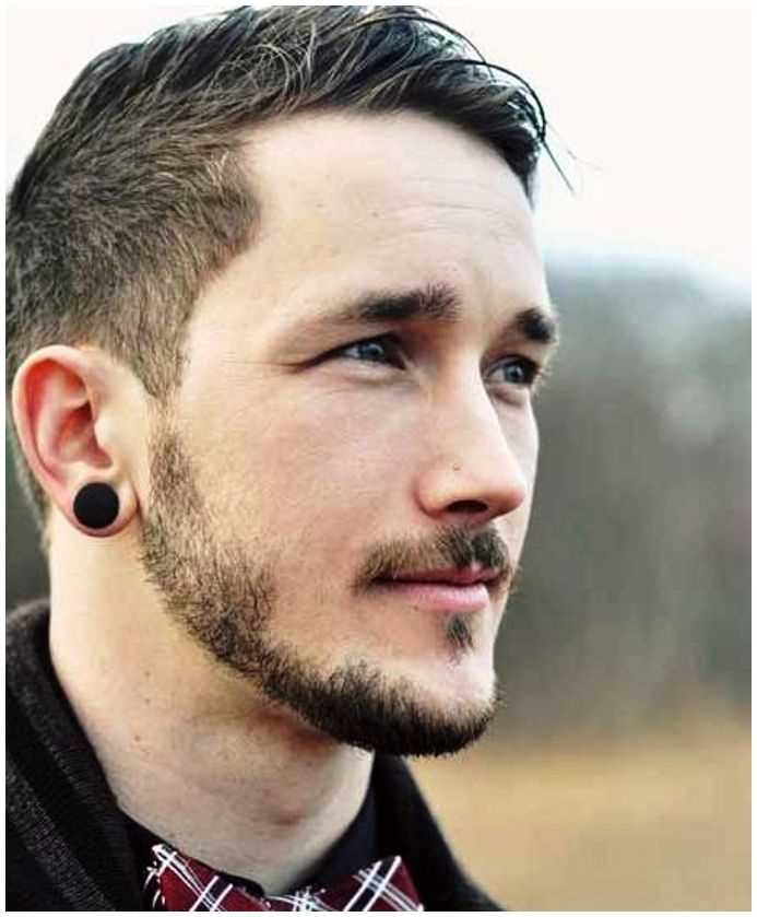 Remarkable Cool Hairstyles For Men 2016 0013 Curly Hairstyle Men With Beard Short Hairstyles Gunalazisus