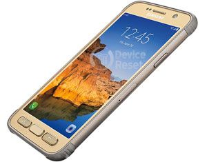 Device Reset]-How to Hard Reset Samsung Galaxy S7 active