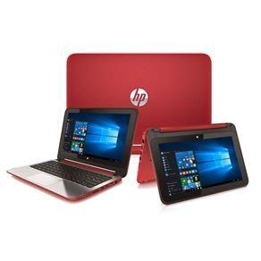 "Notebook HP Pavilion x360 Convertible 11-n226br com Intel Celeron N2830, Memória 4GB, Placa Intel® HD Graphics, Monitor 11.6"" Touchscreen e Windows 10"