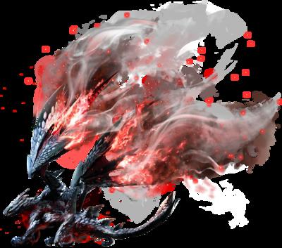 MHGU-Valstrax Render 001 | Monsters in 2019 | Monster hunter