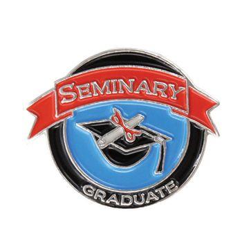 Seminary Graduate Pin   Daily LDS Deals   Lds seminary, Lds