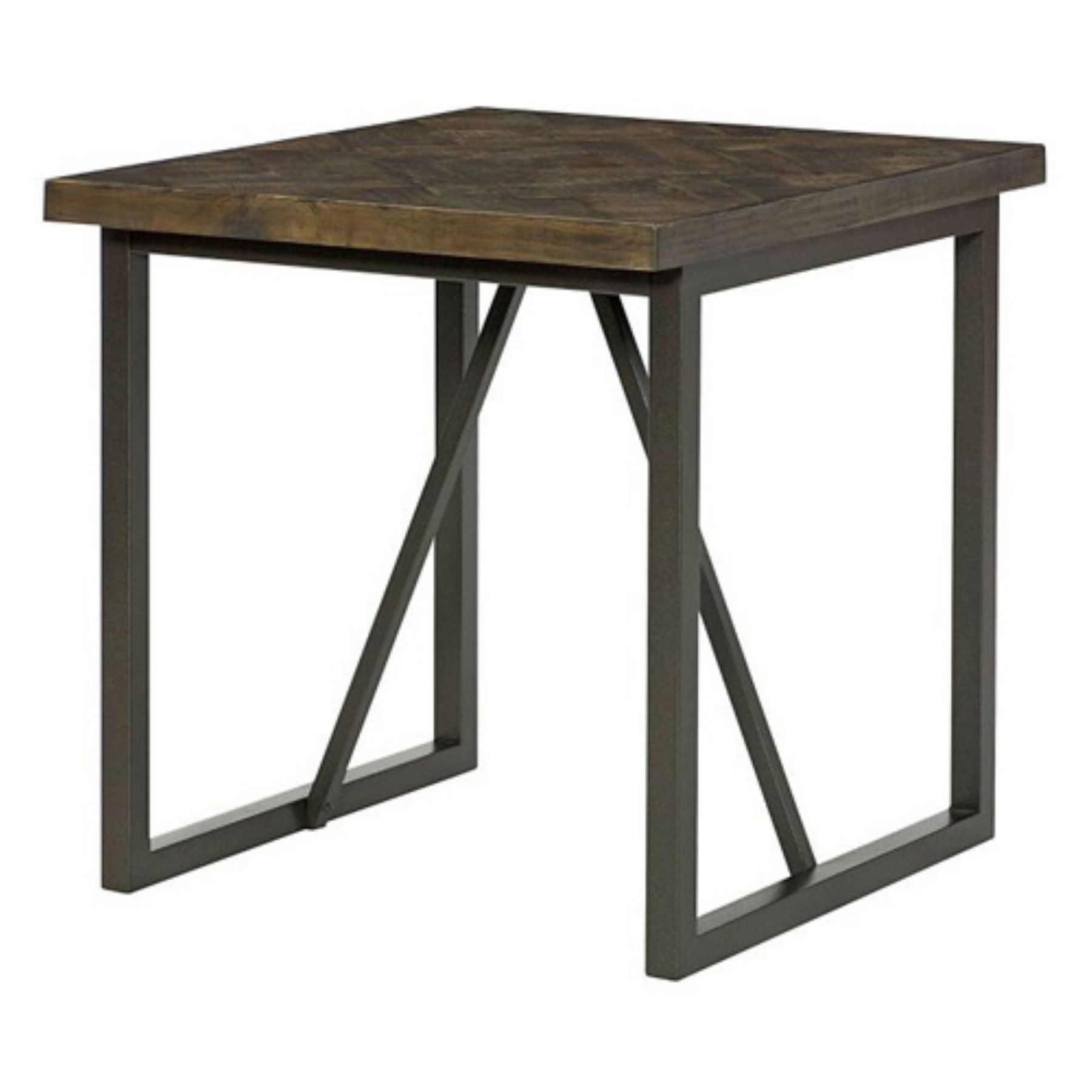 Hammary District Rectangular End Table 440 915 End Tables