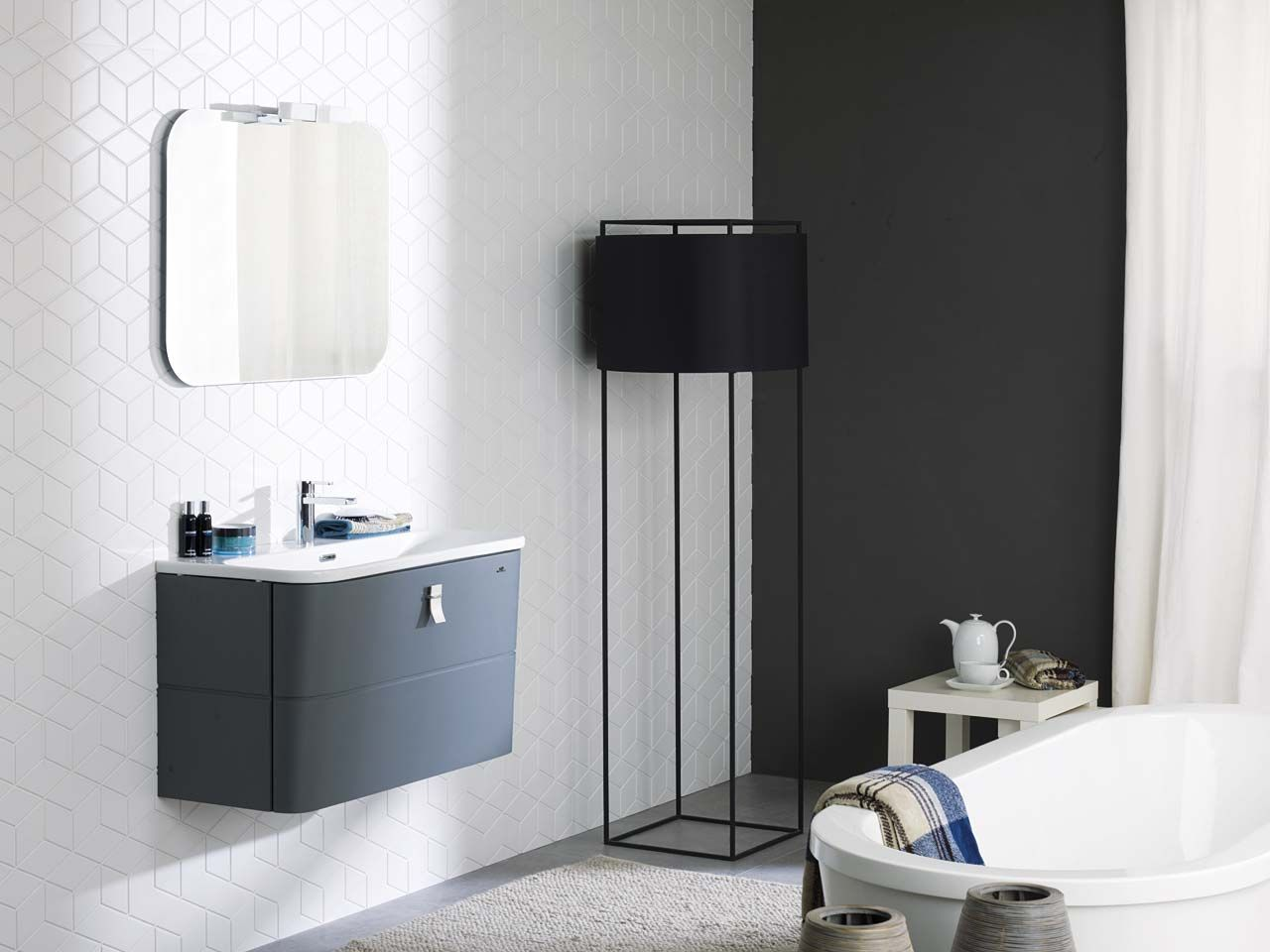 The Porcelanosa Group Has Offered Bathroom Equipment